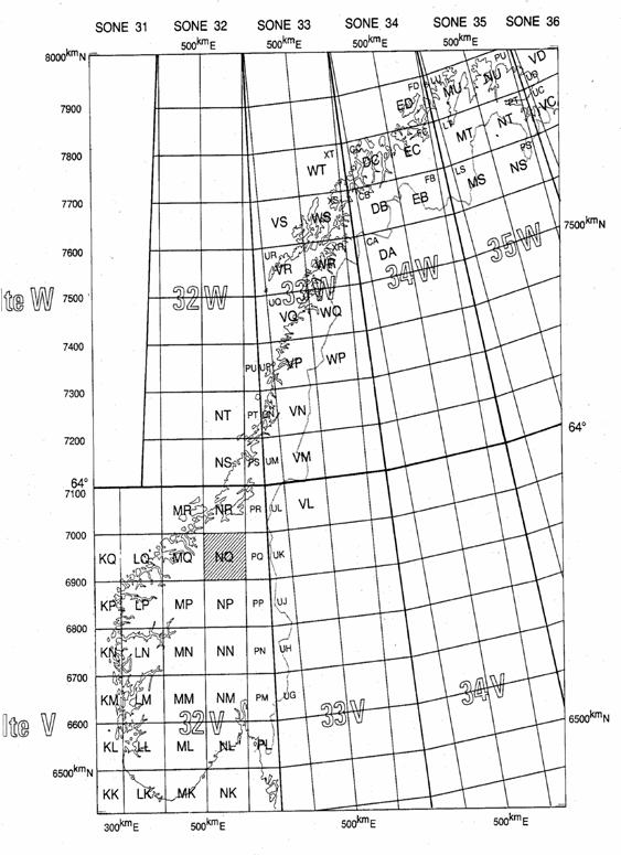 kart med koordinater norge Hvordan omregner man gamle kartreferanser til dagens kartverk? kart med koordinater norge